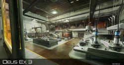Deus Ex 3   artwork