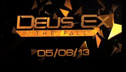 Deus Ex The Fall - 1