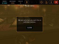 Deus Ex : The Fall - jailbreak