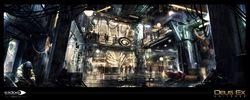 Deus Ex Universe - artwork