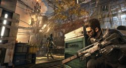 Deux Ex Mankind Divided - 2