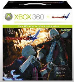 Devil may cry 4 bundle xbox 360