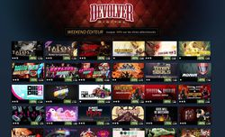 Devolver Digital - promos Steam