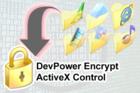 DevPower Encrypt ActiveX Control : crypter et décrypter des données