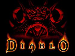 Diablo - artwork
