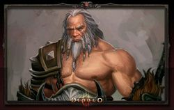Diablo III - barbare