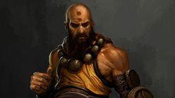 Diablo III - moine