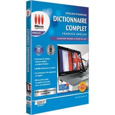 Dictionnaires complets Anglais - Français