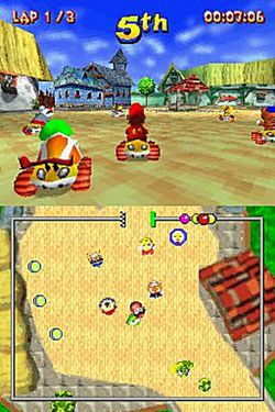 Diddy Kong Racer DS (2)
