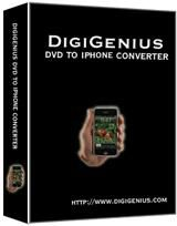 DigiGenius Video to iPhone Converter boite