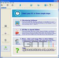 Digital file check