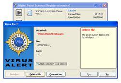 Digital Patrol screen 2