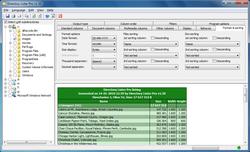 Directory Lister  screen1
