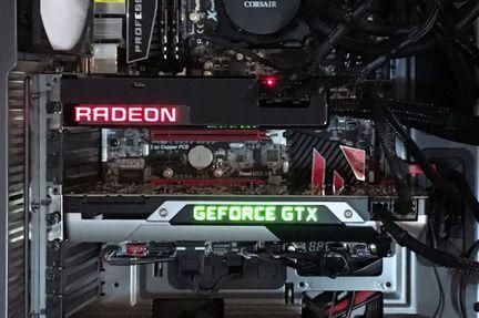 DirectX 12 nvidia AMD