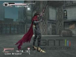 Dirge of Cerberus Final Fantasy VII scan 12