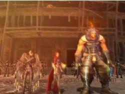 Dirge of Cerberus Final Fantasy VII scan 3
