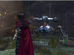 Dirge of Cerberus Final Fantasy VII scan 6