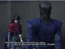 Dirge of Cerberus Final Fantasy VII scan 7