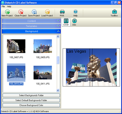Disketch Disk Labeler screen1