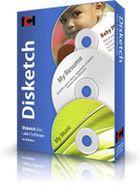 Disketch Disk Labeler : créer des jaquettes personnalisées pour vos CD et DVD