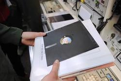 disquette nucléaire