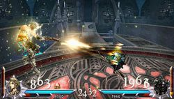 Dissidia 012 Final Fantasy - 12