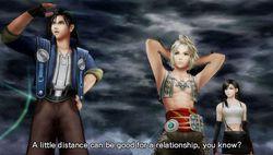 Dissidia 012 Final Fantasy - 1
