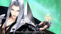 Dissidia Duodecim Final Fantasy - 7