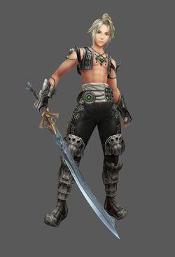 Dissidia Duodecim Final Fantasy - vaan