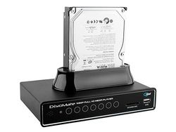 DiyoMate P5000 HD Media Player docking station