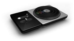 DJ Hero - platine