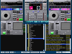 DjDecks screen 1