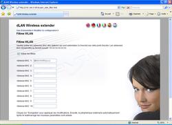 dLAN Wireless extender Starter Kit configdevolo7