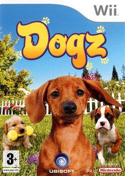 Dogz packshot Wii