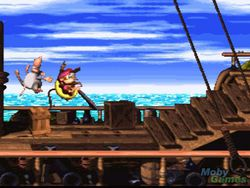 Donkey Kong Country 2 : Diddy\\\'s Kong Quest - Image 2.