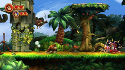 Donkey Kong Country Returns - 10