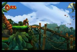Donkey Kong Country returns (4)