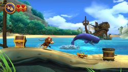 Donkey Kong Country Returns - 9