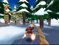 Donkey Kong Jet Race (25)
