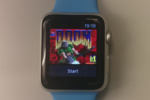 Hack : Doom sur Apple Watch et Apple TV