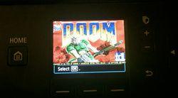 Doom - Canon Pixma