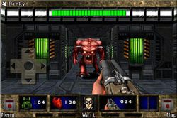 Doom II RPG iPhone 01