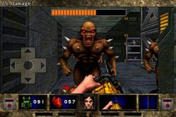 Doom II RPG iPhone 04