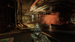 Doom - placement arme