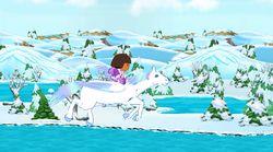 Dora Sauve la Princesse des Neiges   Image 4