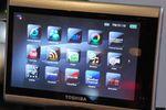 Dossier Toshiba : stratégie multi-écrans, JournE Touch