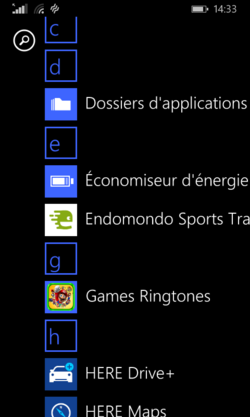 Dossiers applications Windows Phone (3)
