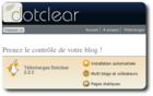 DotClear : administrer un blog facilement
