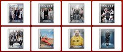 Dr House dvd covers