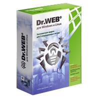 Dr.Web pour Linux boite